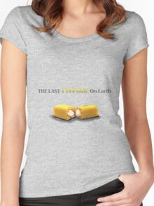 The Last Twinkie On Earth Women's Fitted Scoop T-Shirt