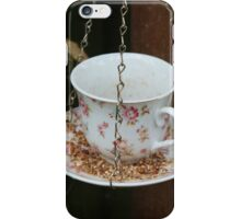 Birds Cup of Tea iPhone Case/Skin