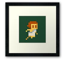 Elliot Quest Framed Print
