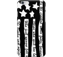 The Kids Aren't Alright iPhone Case/Skin
