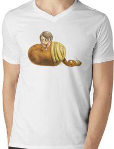 Hannibal vegetables - Potato Mens V-Neck T-Shirt