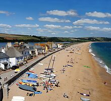 Torcross and Slapton, Devon by rodsfotos