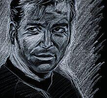 Captain Kirk by Gaylon Bain