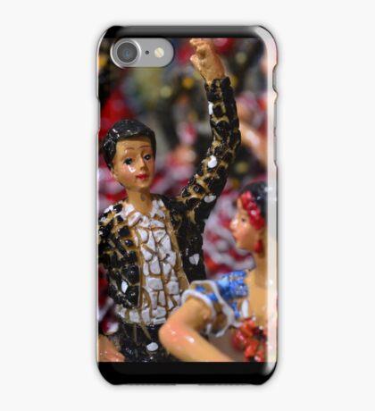 Spanish Dancers iPhone Case/Skin