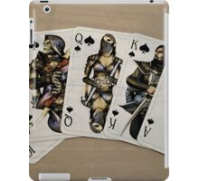ROYAL WIN  iPad Case/Skin