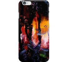 The Beat of Silver Wings...Dragonfly..Towards The Light #3 iPhone Case/Skin