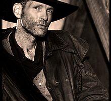 Cowboy by aflores