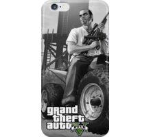GTA V Grey iPhone Case/Skin