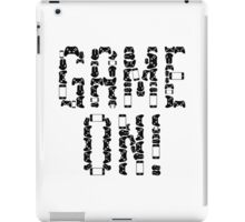 Game On! iPad Case/Skin