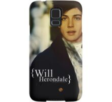 Will Herondale Samsung Galaxy Case/Skin