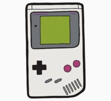 Retro Game Boy Kids Clothes