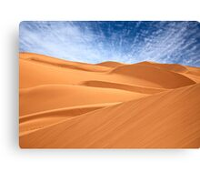Royal Dune Park, California Canvas Print