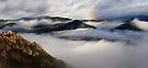 The Highlands Breaking Through by Robert Mullner