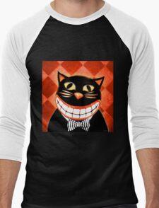the MADCAT Laughs Men's Baseball ¾ T-Shirt