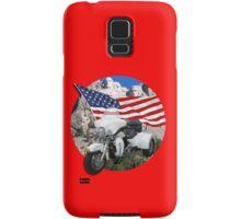 Patriotic Trike Samsung Galaxy Case/Skin