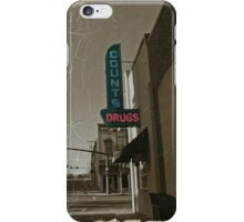 Counting Drugs iPhone Case/Skin