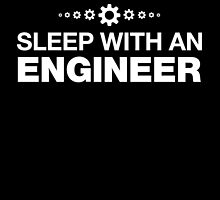 WAKE UP SMARTER SLEEP WITH AN ENGINEER by birthdaytees