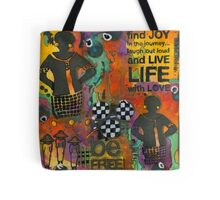 Finding JOY in My Journey Tote Bag