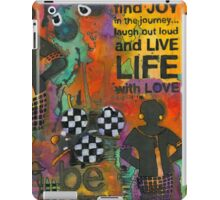 Finding JOY in My Journey iPad Case/Skin