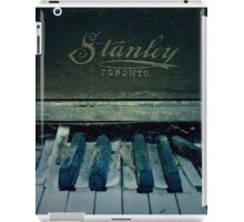 Stanley Piano iPad Case/Skin