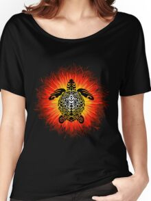 Turtle and the Sun Women's Relaxed Fit T-Shirt