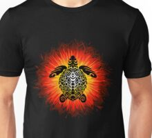 Turtle and the Sun Unisex T-Shirt