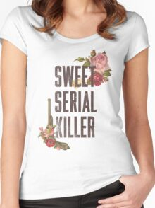 Serial Killer Women's Fitted Scoop T-Shirt