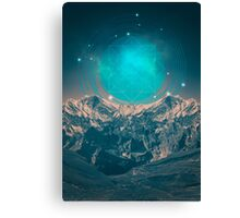 Made For Another World Canvas Print