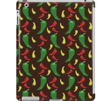 Hot Pepper Pattern iPad Case/Skin