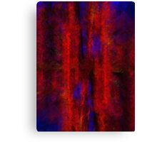 Red Shift Canvas Print