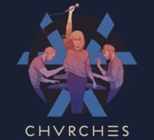 CHVRCHES Limited Edition Poster Kids Clothes