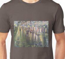Sydney on a Rainy Night Unisex T-Shirt