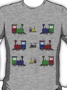 Nursery Trains T-Shirt