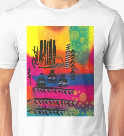 PAINT! Unisex T-Shirt