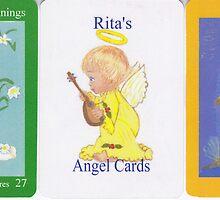 Angel Card Set by Rita Liszikam