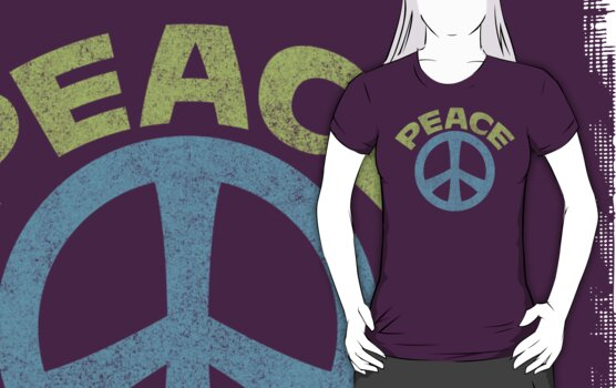 Peace (Sign) by KimberlyMarie