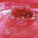 Pink impact by iamelmana