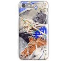 Gwindor's Charge iPhone Case/Skin