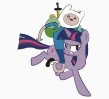 Twilight and Finn T-Shirt