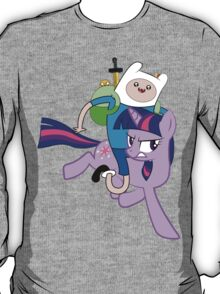 Twilight and Finn T-Shirt