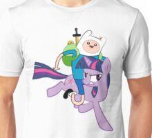 Twilight and Finn Unisex T-Shirt