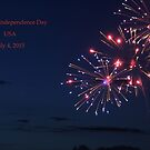 Independence Day, USA by WeeZie
