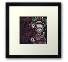 My Inner Feelings Framed Print
