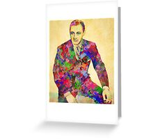 John Barrymore Greeting Card