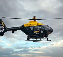 Police Eurocopter EC135T2 by © Steve H Clark Photography