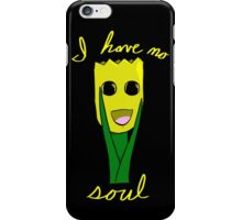 Soulless Flower iPhone Case/Skin