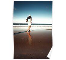 Ocean Walk Poster