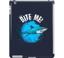 Bite Me! iPad Case/Skin