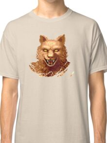 Altered Beast Face Classic T-Shirt