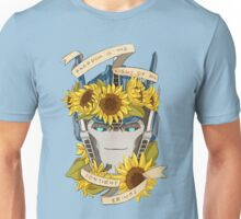 OP  - Sunflowers Unisex T-Shirt